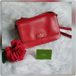 Kate Spade Red Bag Purse